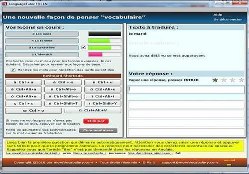 Telecharger LanguageTutor FR+EN