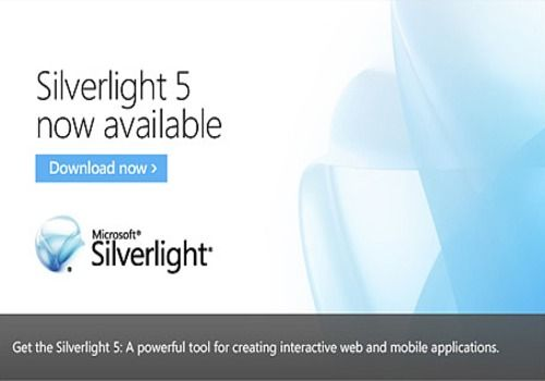 Telecharger Microsoft Silverlight