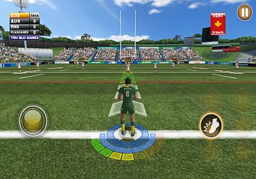 Telecharger Rugby League Live 2: Quick