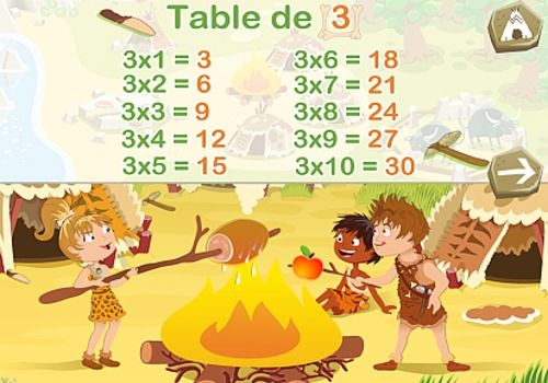Telecharger Tables de multiplication Lite