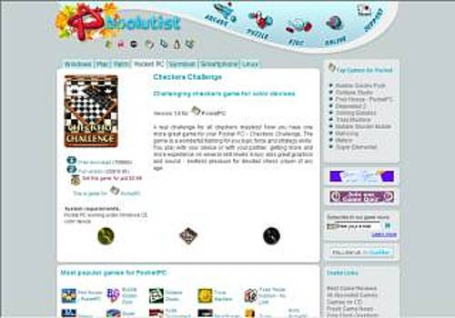 Telecharger Checkers Challenge