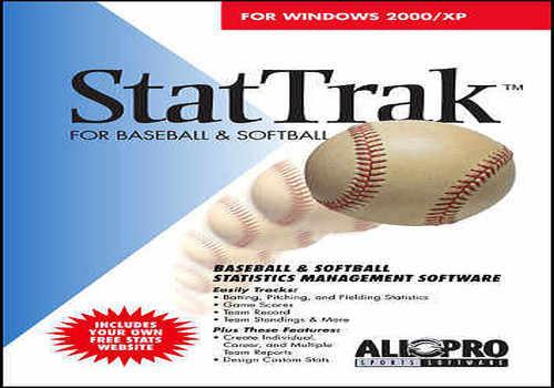 Telecharger StatTrak for Baseball / Softball