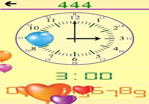 Telecharger Lire une horloge