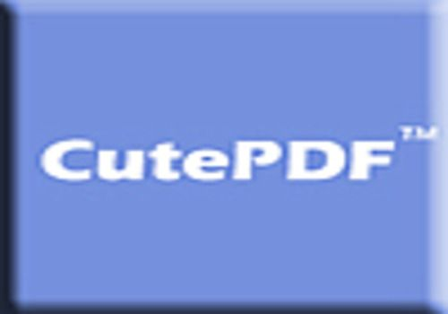 Telecharger Cute PDF Writer