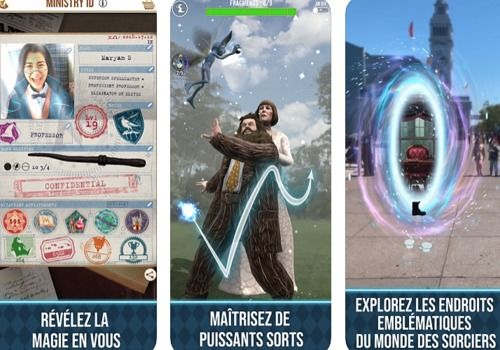 Telecharger Harry Potter : Wizards Unite iOS