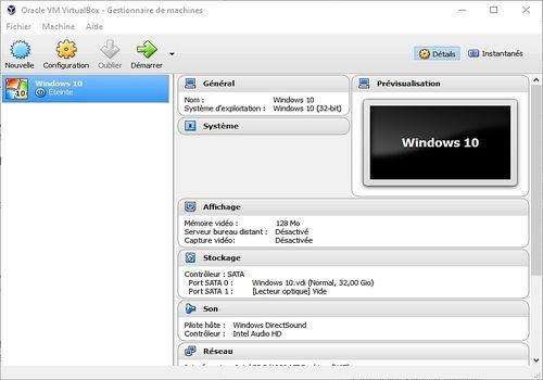 Telecharger Virtualbox
