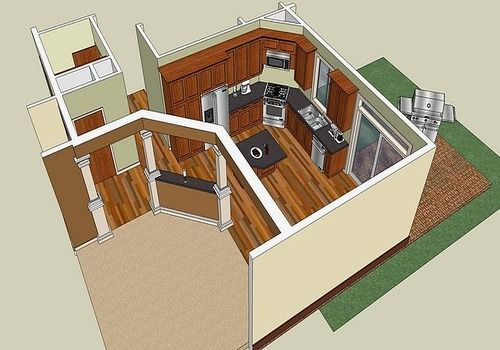 t l charger google sketchup gratuit le logiciel gratuit. Black Bedroom Furniture Sets. Home Design Ideas