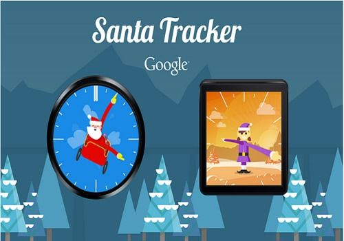 Telecharger Sur la piste du Père Noël Android