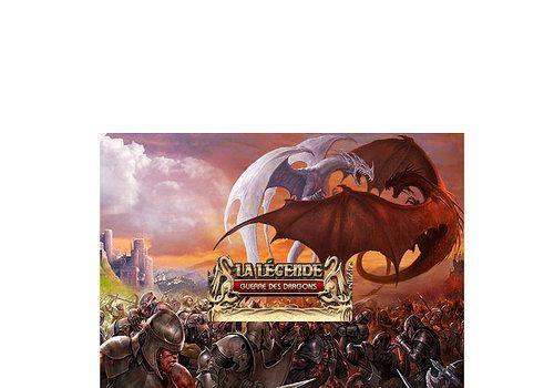 Telecharger Légende  La Guerre des Dragons