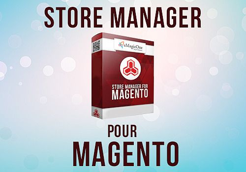 Telecharger Store Manager pour Magento
