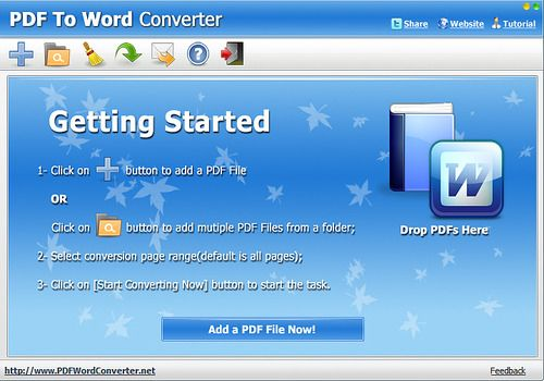 Telecharger Pdf to word converter