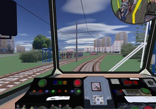 Telecharger Advanced Tram Simulator