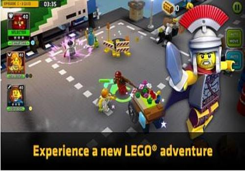 Telecharger Lego Quest and Collect Android