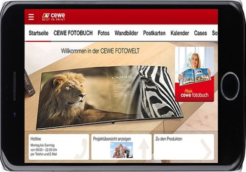 Telecharger Cewe photo iOS