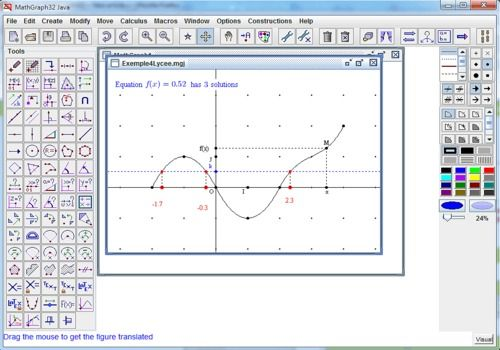 Telecharger MathGraph32