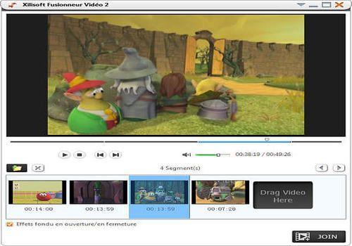 Telecharger Xilisoft Fusionneur Vidéo
