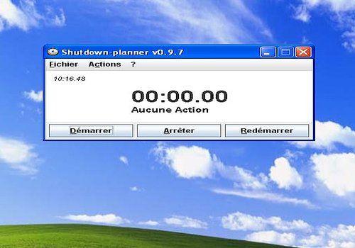 Telecharger Shutdown-planner