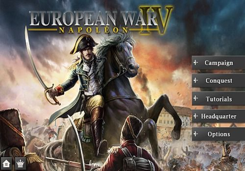 Telecharger European War 4: Napoleon