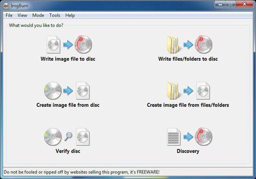 logiciel imgburn gratuit