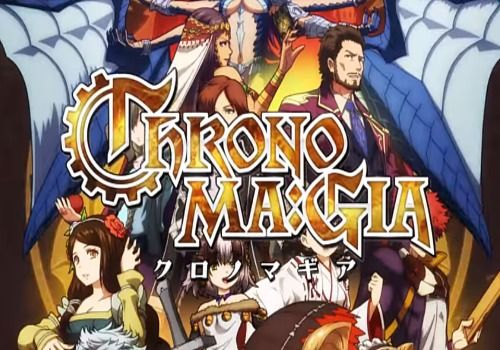 Telecharger Chrono Magia iOS
