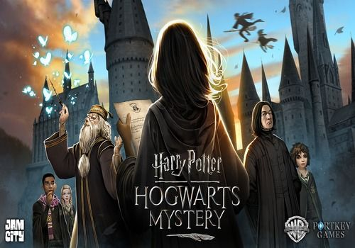 Telecharger Harry Potter Hogwarts Mystery pour Android