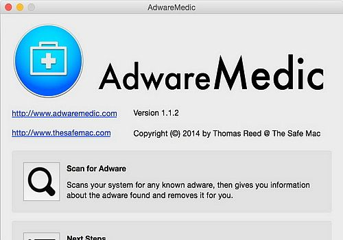 Telecharger AdwareMedic