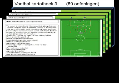 Telecharger Voetbal oefenstof deel 3