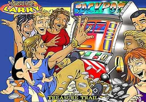 Telecharger Leisure Suit Larry's Jackpot