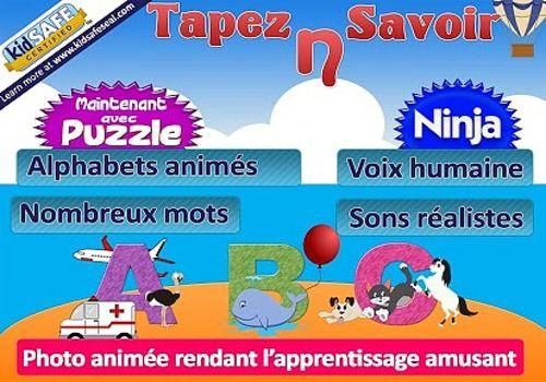 Telecharger Alphabet français pour enfant