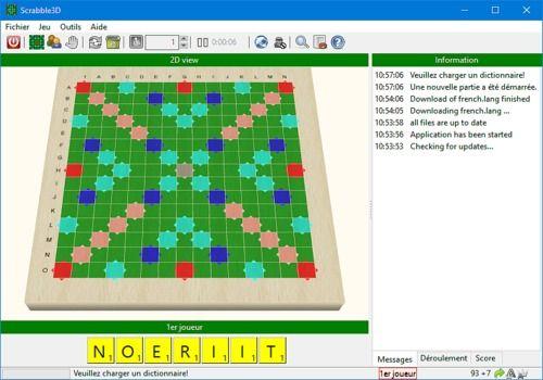 Telecharger Scrabble 3D