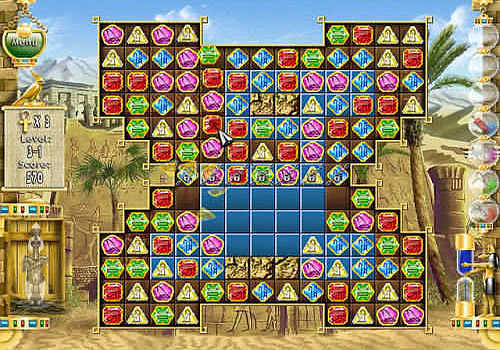 Telecharger Pharaoh Puzzle