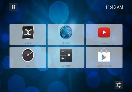 Telecharger Simple TV Launcher Android