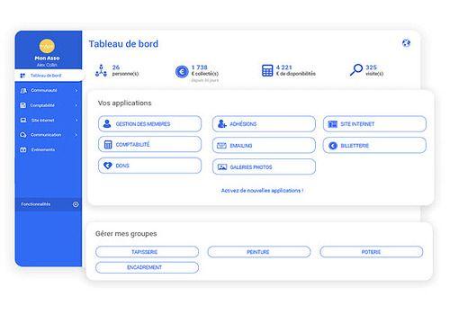 Telecharger Citizen Gestion des Adhésions pour association