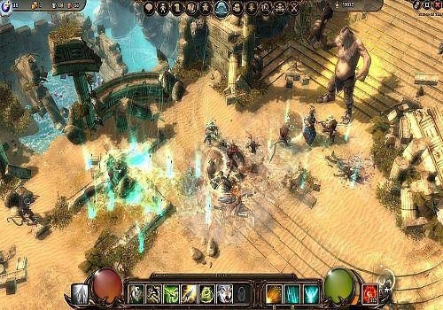Telecharger Drakensang Online