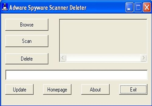 Telecharger Adware Spyware Scanner Deleter