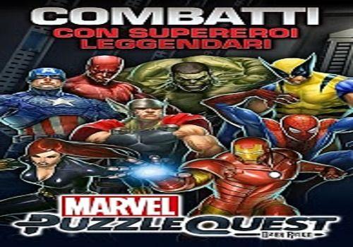 Telecharger Marvel Puzzle Quest