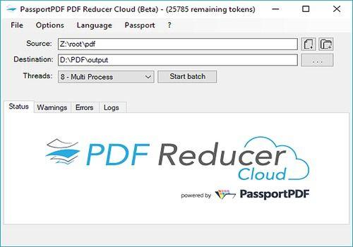 Telecharger PDF Reducer Cloud