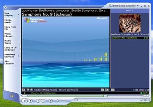 Telecharger Windows Media Player