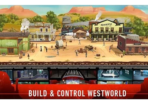 Telecharger Westworld pour Android