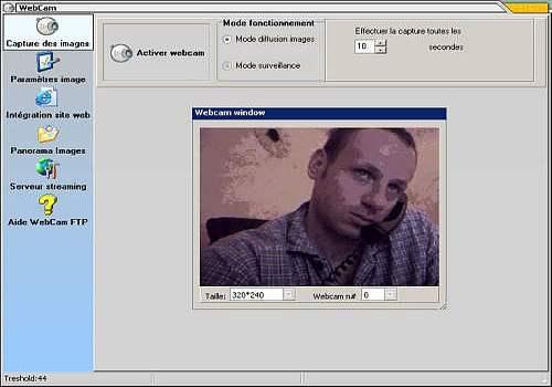 Telecharger WebcamFTP