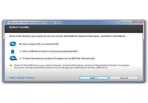 Telecharger Windows Defender Offline