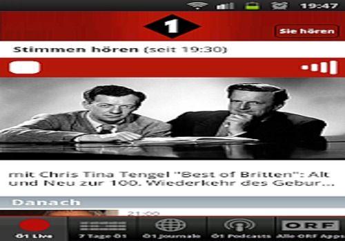 Telecharger Radio Ö1
