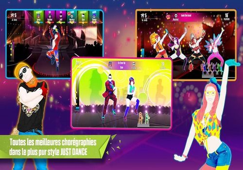Telecharger Just Dance Now iOS
