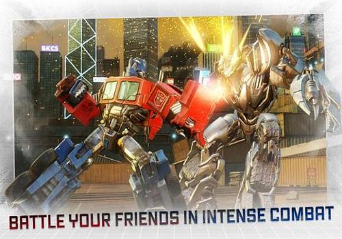 Telecharger Transformers Forged to Fight Android