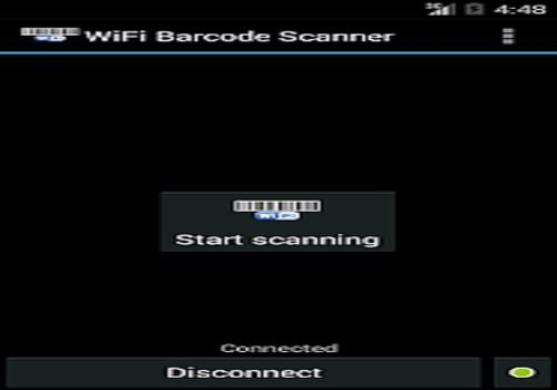 Telecharger WiFi Barcode Scanner