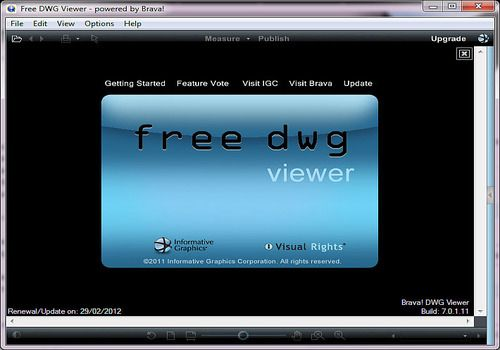 Telecharger Free DWG Viewer