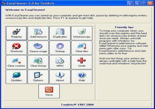 Telecharger EasyCleaner