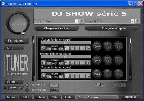 Telecharger DJ show