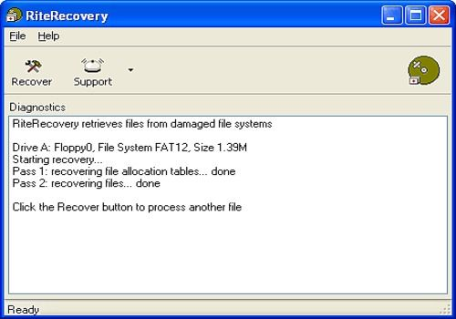 Telecharger RiteRecovery