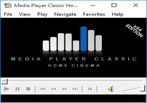 Telecharger Media Player Classic Home Cinema